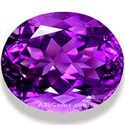 Brilliant Amethyst Gemstone