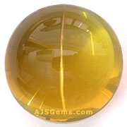 Cats Eye Citrine