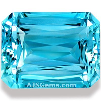 Aquamarine Octagon