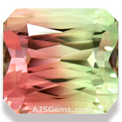 5.38 ct Watermelon Tourmaline