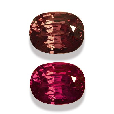7.0 ct Color Change Garnet, Madagascar