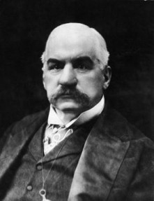 JP Morgan, financier and philanthropist