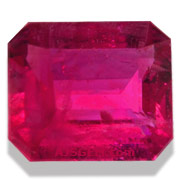 0.51 ct Red Beryl from Utah, USA