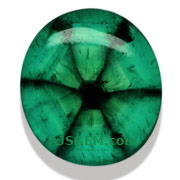 3.16 ct Trapiche Emerald from Colombia