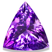 33.27 ct Amethyst from Brazil