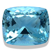 21.67 ct Aquamarine from Brazil