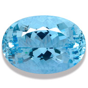 5.98 ct Aquamarine from Brazil