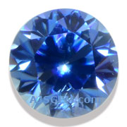 0.48 ct Benitoite from California, USA