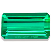 4.88 ct Blue Green Tourmaline, Mozambique