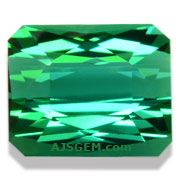 2.93 ct Blue Green Tourmaline from Namibia