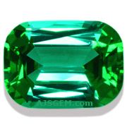 5.05 ct Blue Green Tourmaline from Namibia