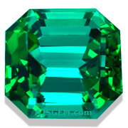 14.23 ct Blue Green Tourmaline from Namibia
