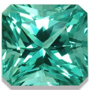 12,87 ct Blue Tourmaline, Mozambique
