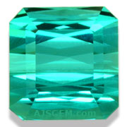 2.02 ct Blue Tourmaline from Namibia
