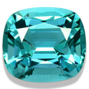 5.34 ct Vibrant Blue Tourmaline from Namibia