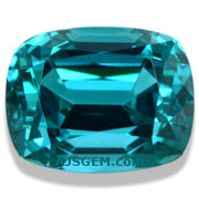 2.42 ct Vibrant Blue Tourmaline from Namibia