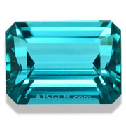 2.06 ct Vibrant Blue Tourmaline from Namibia