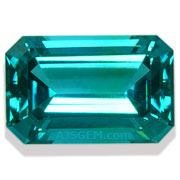 4.95 ct Vibrant Blue Tourmaline from Namibia