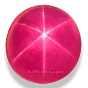 2.51 ct Star Ruby from Mogok, Burma