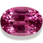 3.90 ct Purple Burma Spinel