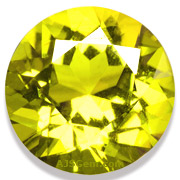 4.09 ct Yellow Tourmaline, Nigeria