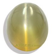 25.24 ct Moonstone Cat's Eye from Sri Lanka