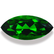 Chrome Tourmaline Marquise