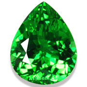 10.80 ct Chrome Tourmaline, East Africa