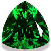 5.31 ct Chrome Tourmaline, East Africa