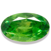 1.10 ct Demantoid Garnet from Russia