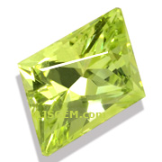 8.47 ct Green Beryl from Brazil