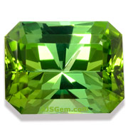 6.57 ct Green Tourmaline, Nigeria
