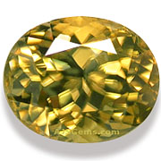 Honey Zircon Burma