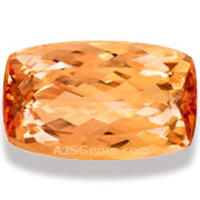 6.88 ct Imperial Topaz from Brazil