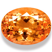 Imperial Topaz Brazil 5.89 cts