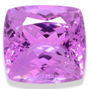 29.30 ct Magenta Kunzite from Afghanistan