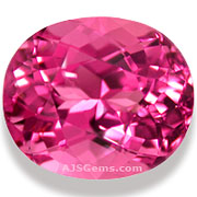 6.79 ct Pink Tourmaline, Mozambique