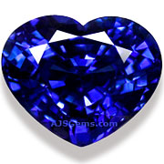 5.90 ct Blue Sapphire from Madagascar