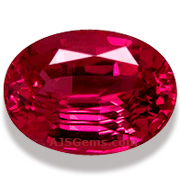 2.12 ct Spinel from Mahenge, Tanzania