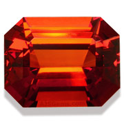 11.14 ct Malaia Garnet from East Africa