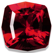 6.15 ct Malaia Garnet from East Africa