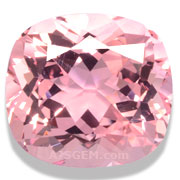 9.78 ct Pink Morganite, Brazil