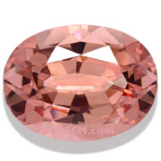 12.60 ct Morganite from Brazil
