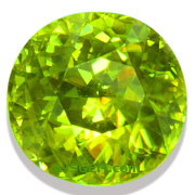 7.46 ct Sphene from Madagascar