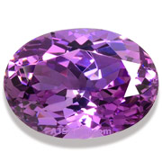 Pinkish Purple Tanzanite