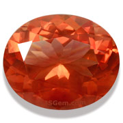 5.41 ct Sunstone from Oregon, USA