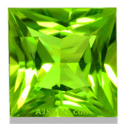 5.32 ct Peridot from Pakistan