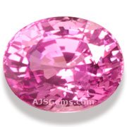 2.62 ct Pink Sapphire from Madagascar