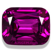 4.60 ct Royal Purple Garnet from Mozambique