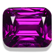 Royal Purple Garnet